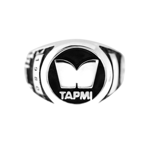 Tapmi- Silver RING-G1 by Khwaish Jewels
